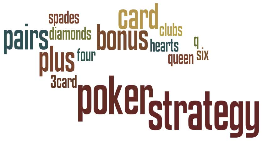 3 Card Poker Strategy Playing Tips Live 3 Card Poker